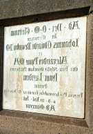 圣彼得教堂 Foundation Stone